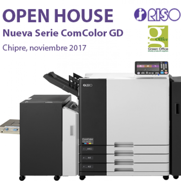 Open House Chipre, novembro de 2017